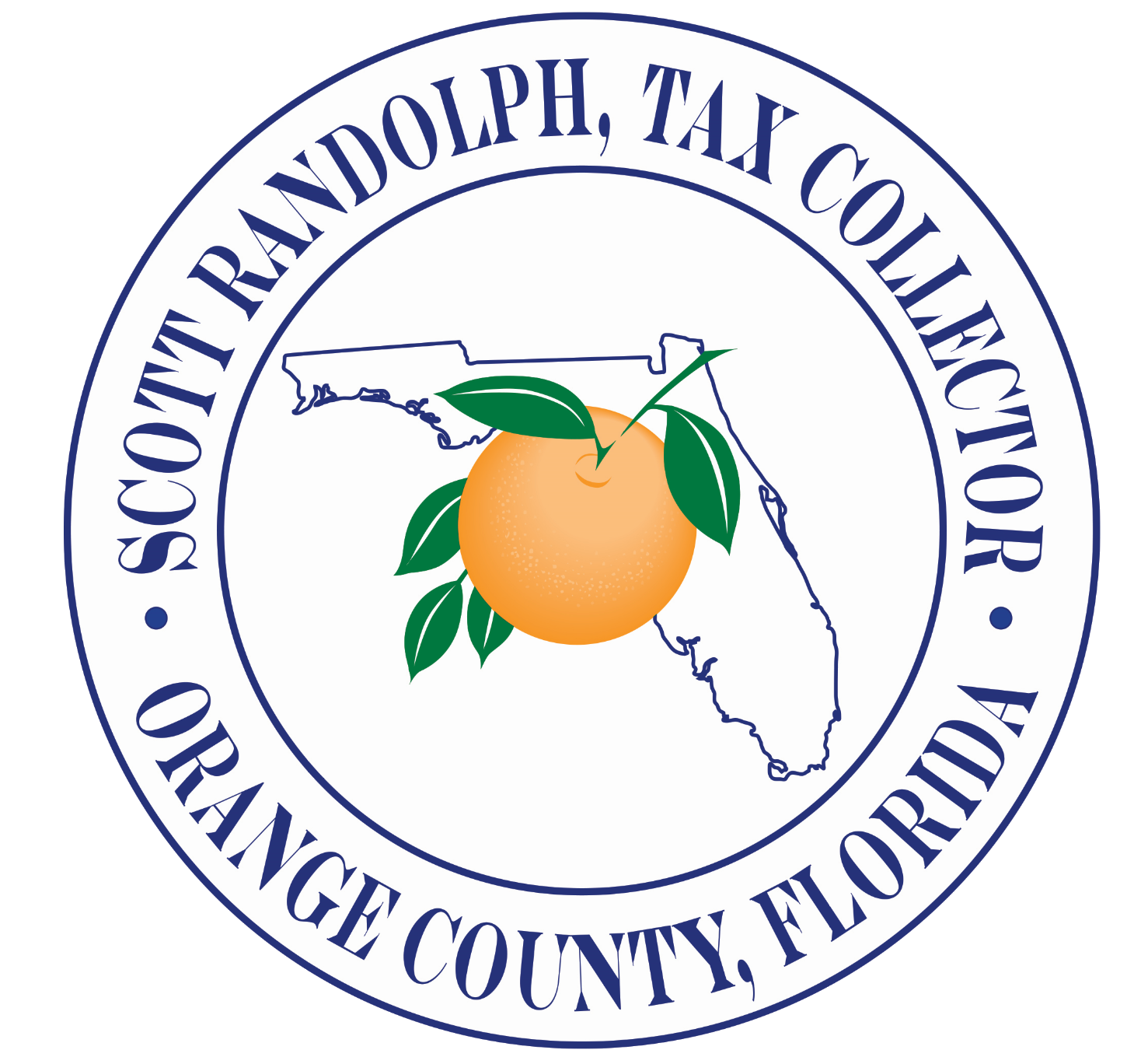 Orange County Tax Collector Logo